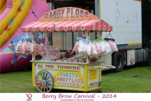 candy stall